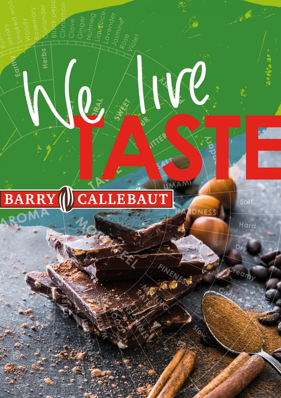 Barry Callebaut - We live taste