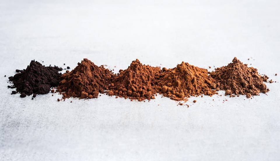 Bensdorp Origin Cocoa Powders