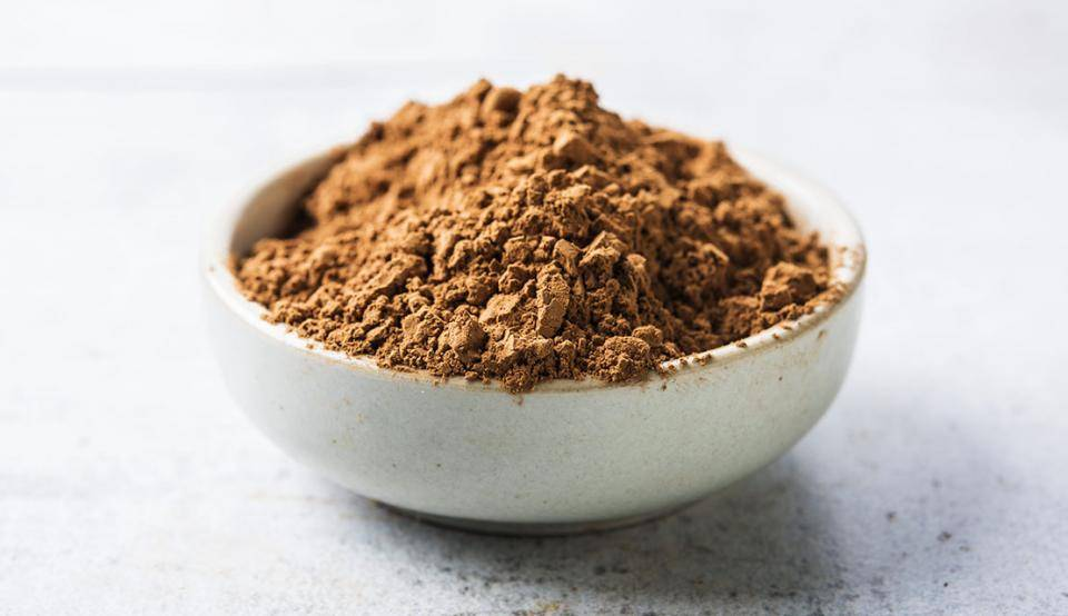 Sao Tome Cocoa powders