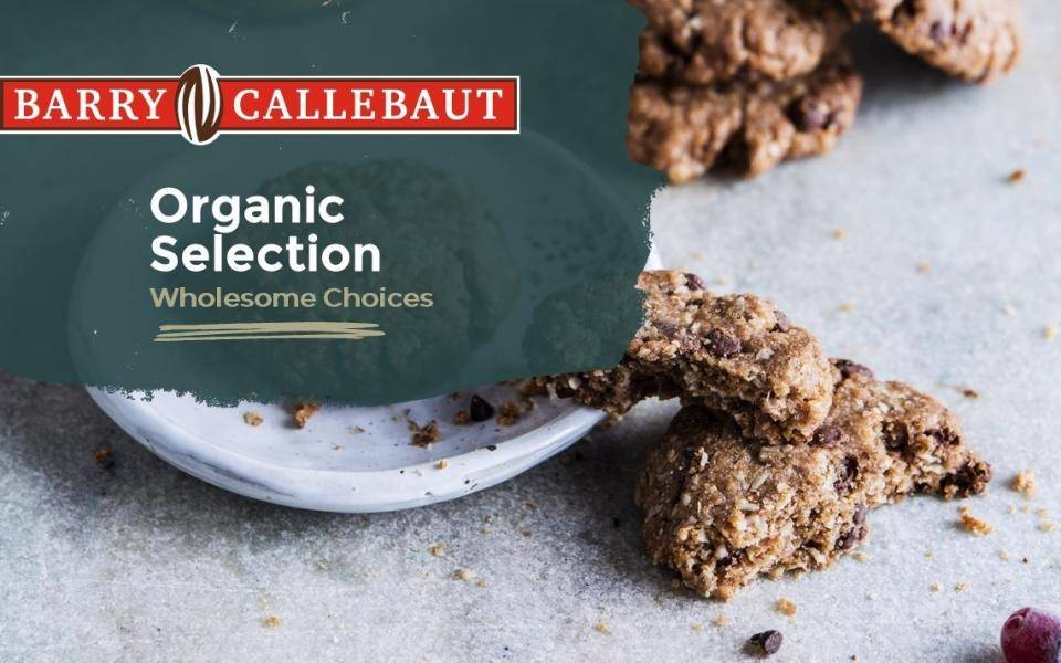 Organic Selection Brochure - baked goods and cereals