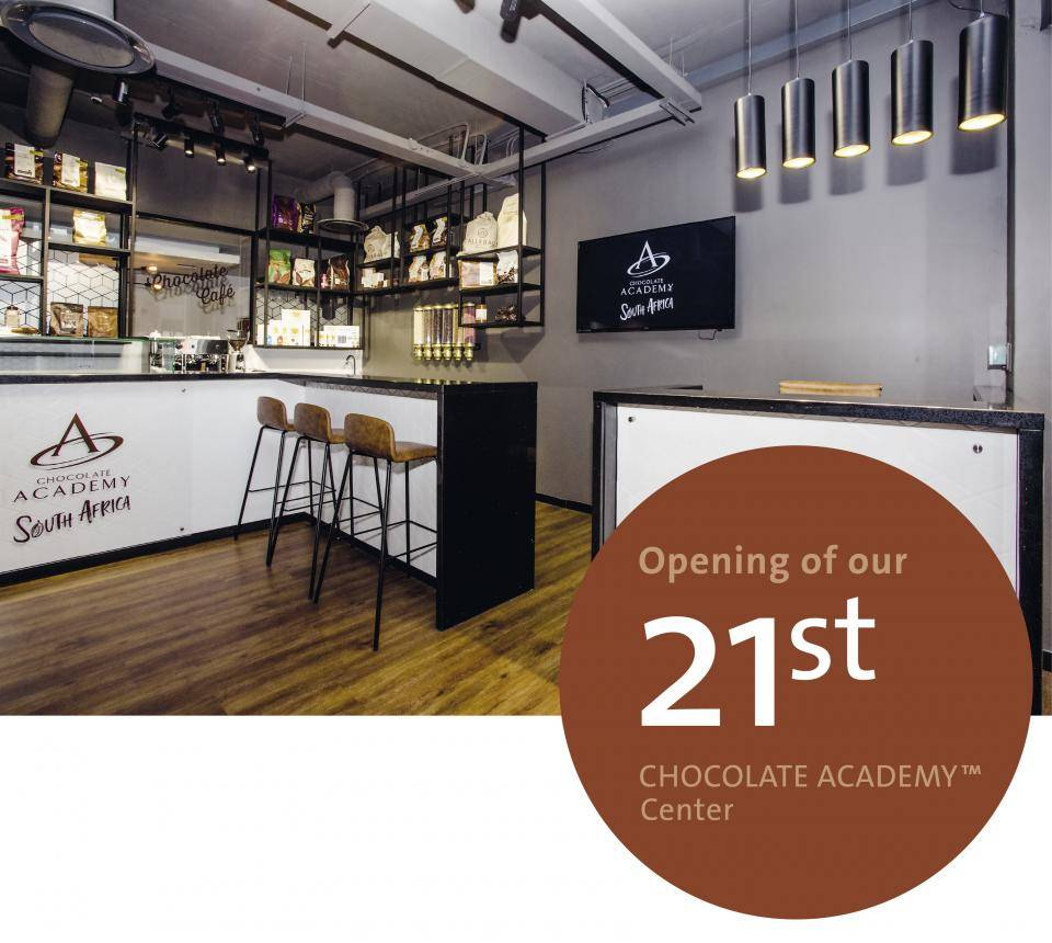 Expansion - Opening of Barry Callebaut Group's 21st CHOCOLATE ACADEMYTM Center
