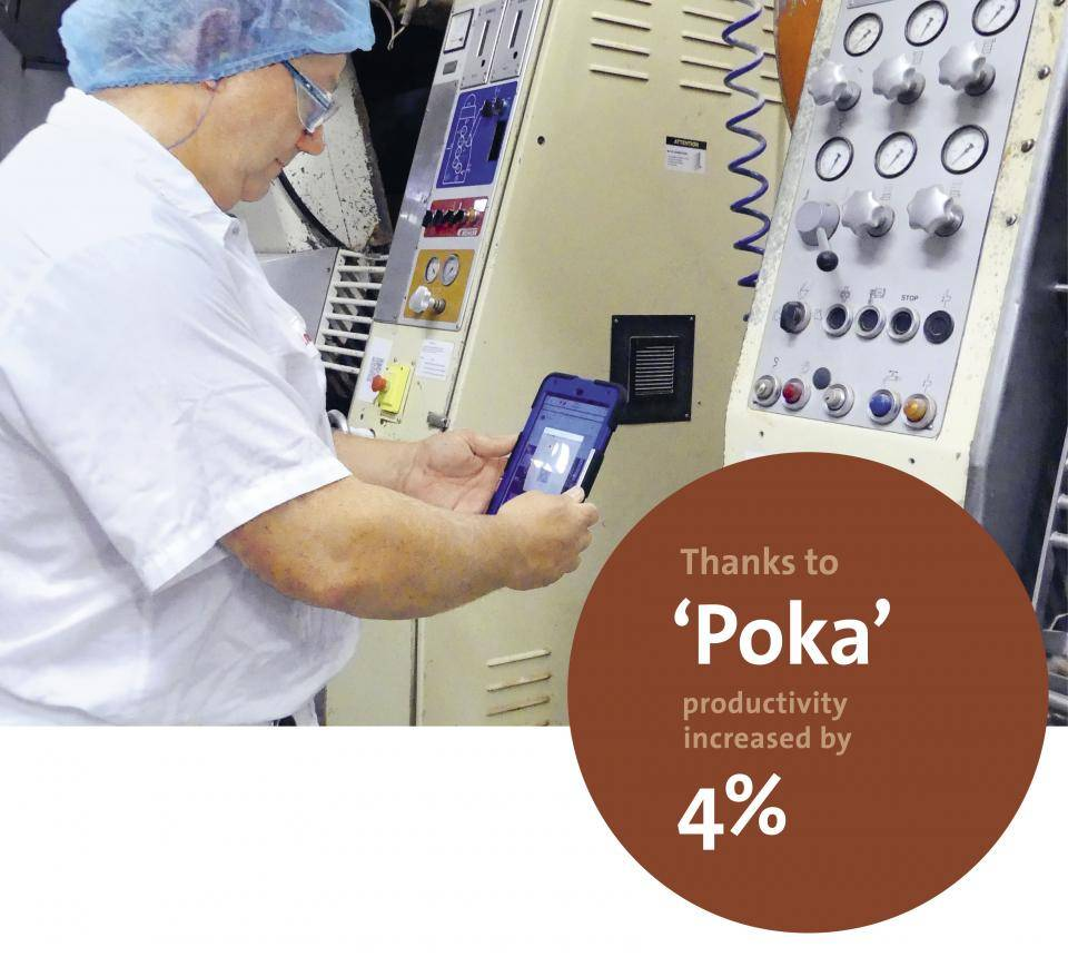 Cost Leadership - Barry Callebaut Group's putting some 'Poka' in productivity
