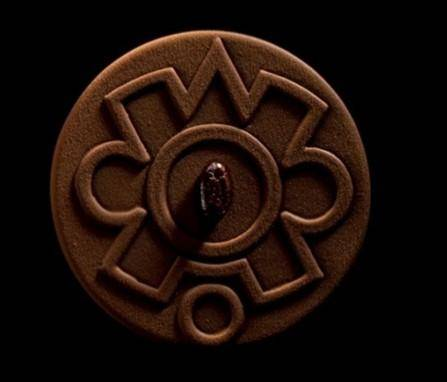 Miquel Guarro Cocoa sun: a chocolate tablet that goes back 3000 years in time