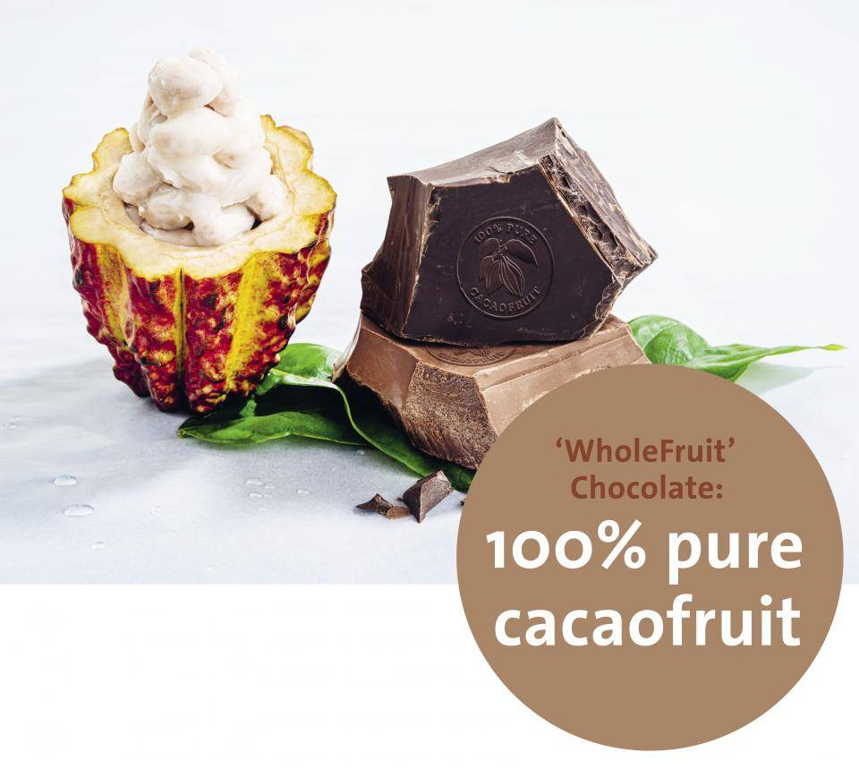 Barry Callebaut Annual Report FY18-19 Innovation