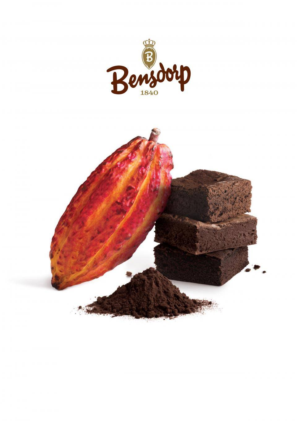Bensdorp Natural Dark Cocoa Powder