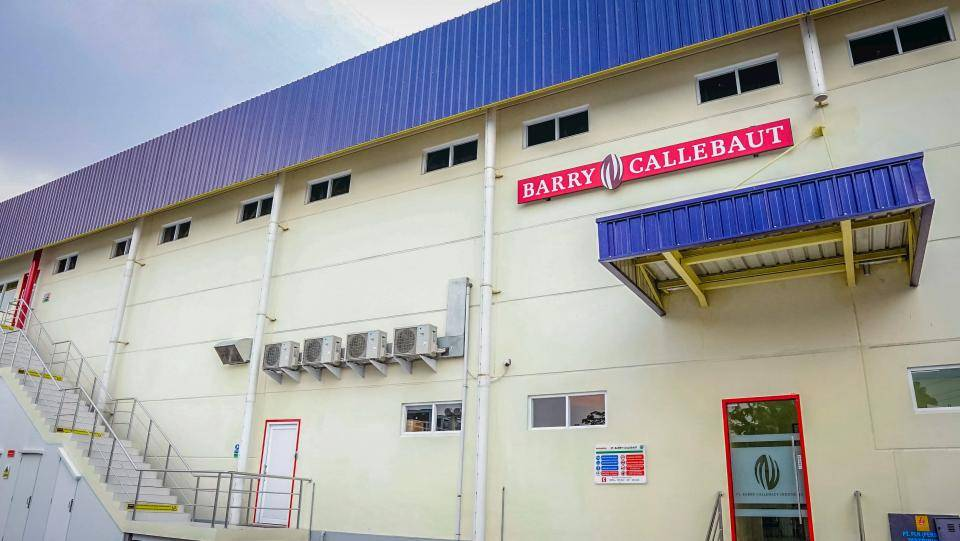 Barry Callebaut opens second chocolate factory in Indonesia