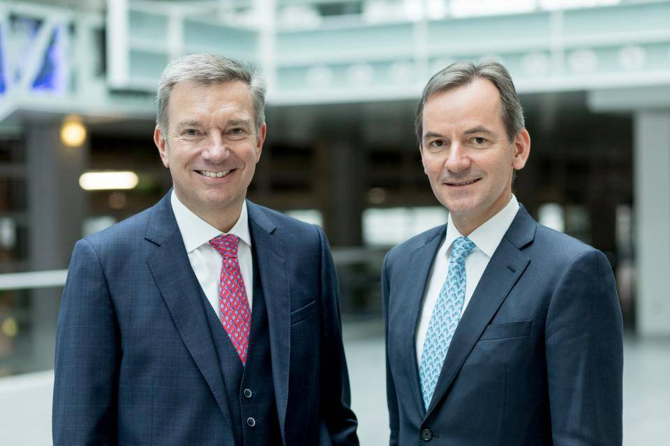 Patrick De Maeseneire and Andreas Jacobs