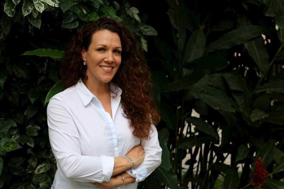 Angela Gubser Managing Director Barry Callebaut Ecuador