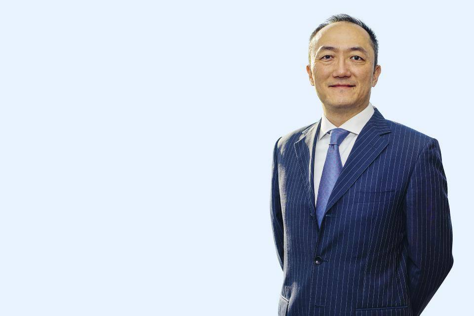 George Zhang, Managing Director, China - Asia Pacific and the China Leadership Team