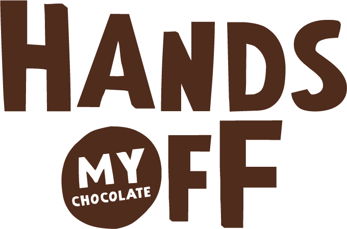 Hands Off My Chocolate logo