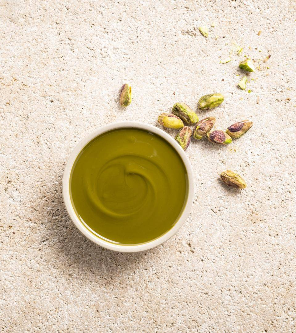 Pure pistachio paste / pistachio butter