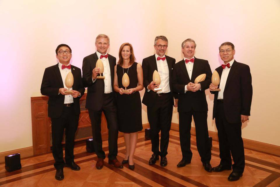 Barry Callebaut Excellence Value Award Group