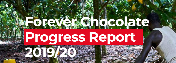 Forever Chocolate Progress Report 2019/20
