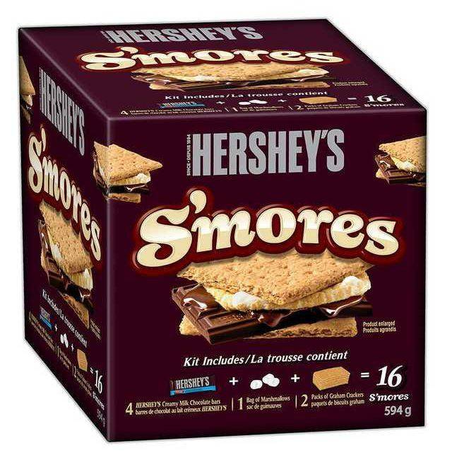 Hershey, S'Mores