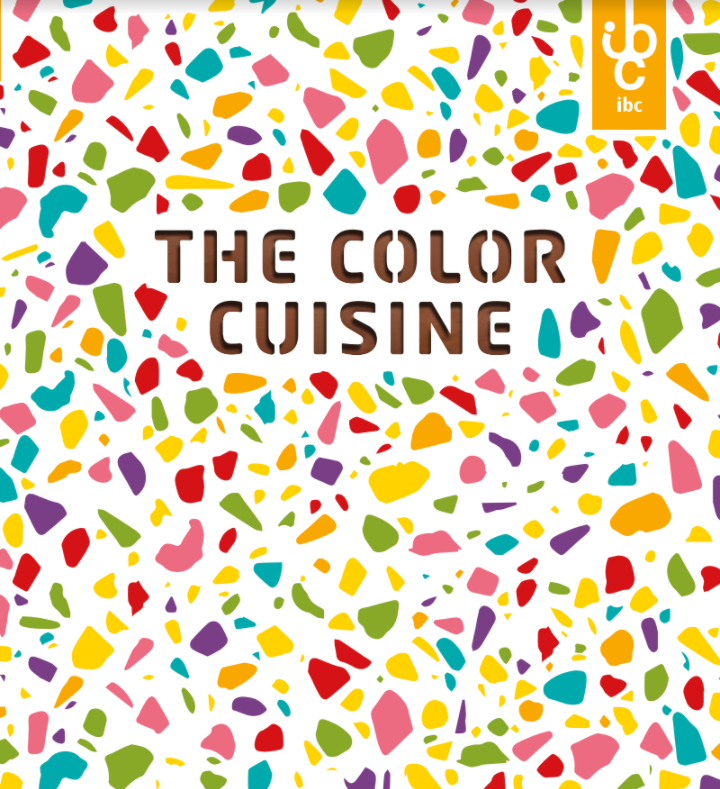 The Color Cuisine 3 Cover