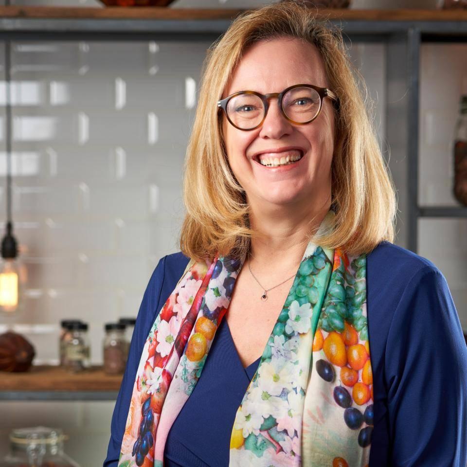 Portrait Picture Masha Vis-Mertens Barry Callebaut Chief Humann Resources Officer