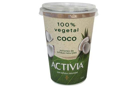 Activia soy based
