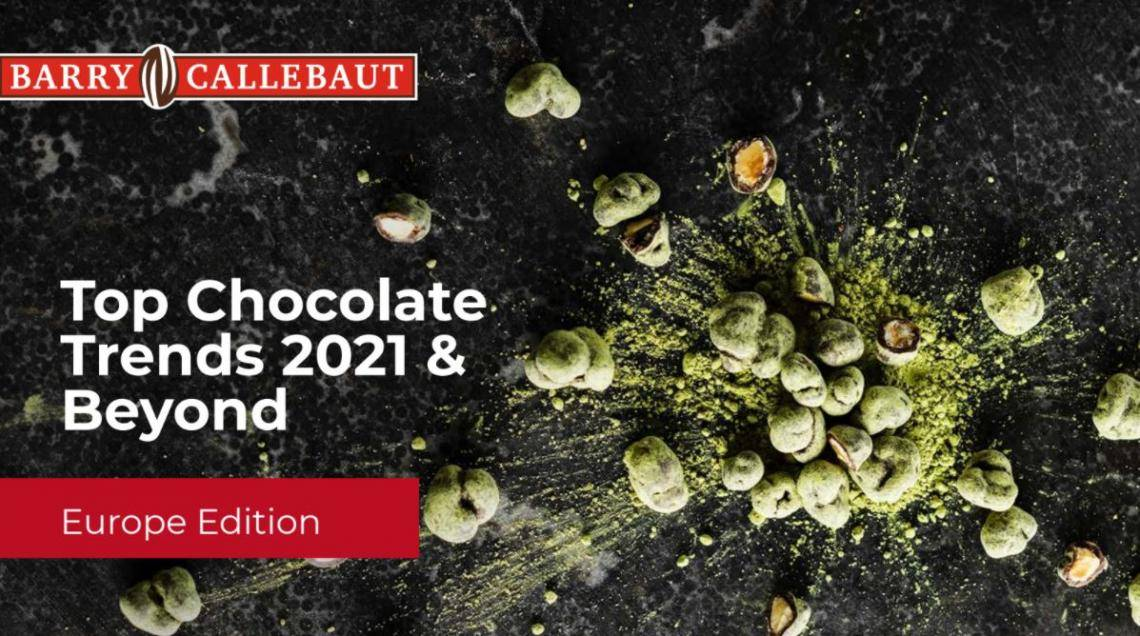top chocolate trends for europe