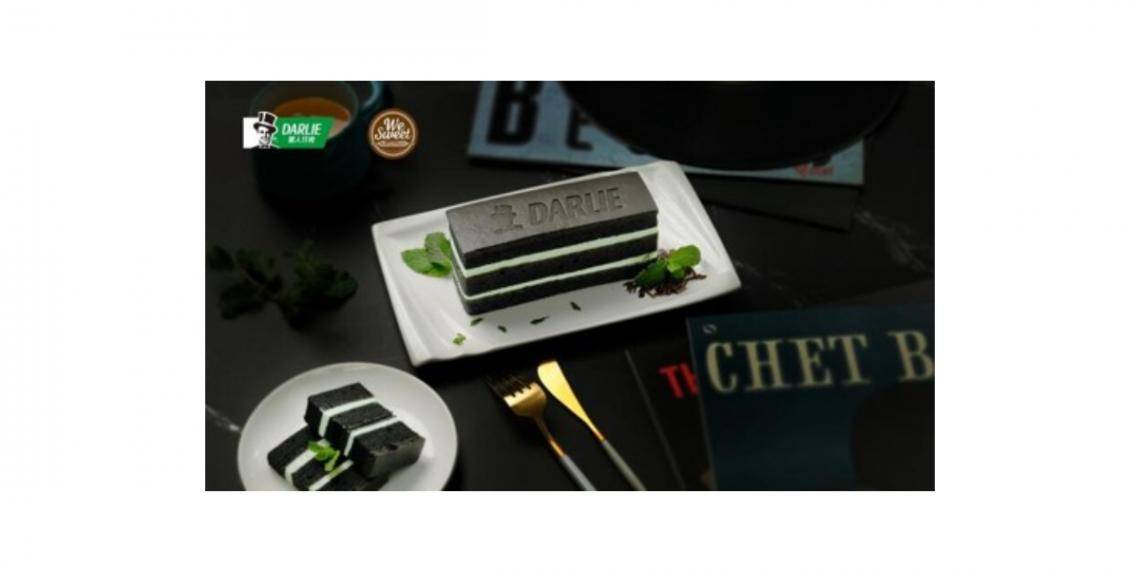 Mint Chocolate Black Jazz ( Taiwan). Reminiscent of charcoal and mint toothpaste, this jazzy chocolate cake has layers of mint mousse that creates a refreshing and cooling sensation