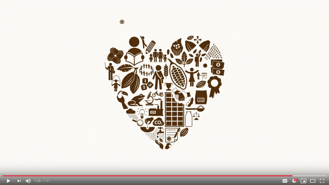 """Forever Chocolate"" - making sustainable chocolate the norm! video-screenshot"