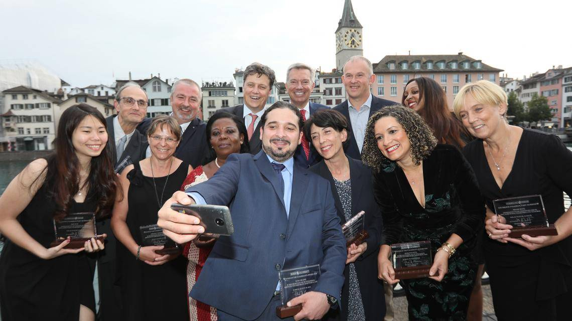 Barry Callebaut's Chairman's Award Winners 2018