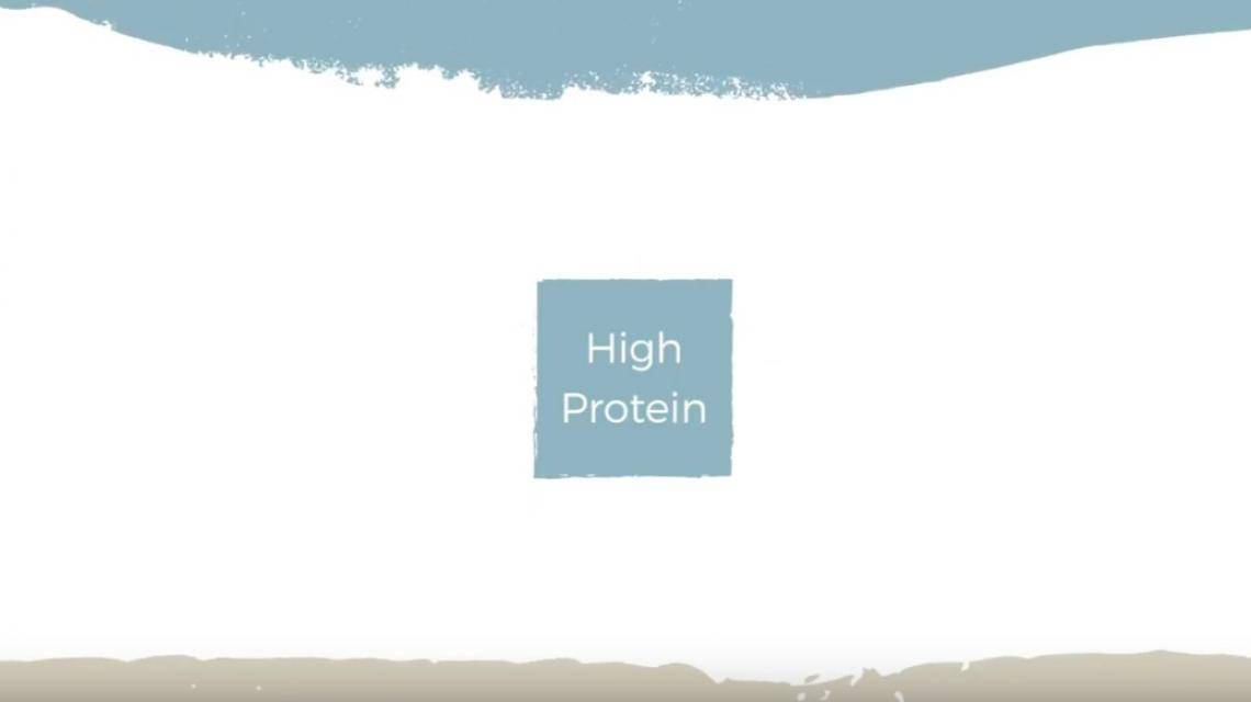 High protein trend