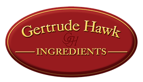 Gertrude Hawk Ingredients