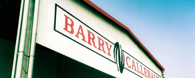 Barry Callebaut factory powered by renewable energy