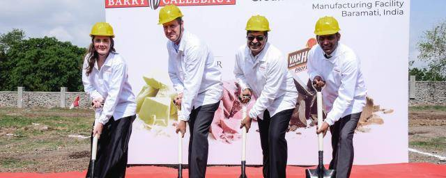 New chocolate factory in India