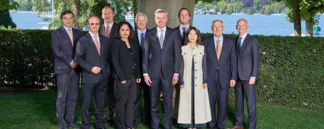 Barry Callebaut Group - Board of Directors