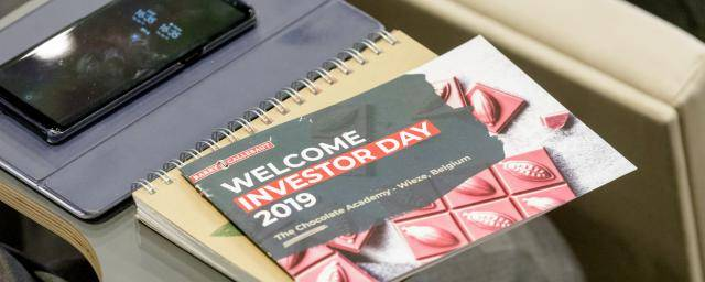 Barry Callebaut Investor Day 2019
