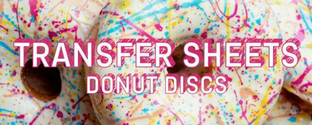 How to add colorful designs to your donuts tutorial
