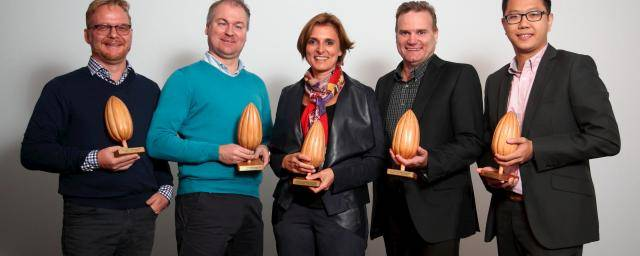 Barry Callebaut Excellence Awards Winners 2015