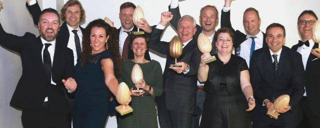 Barry Callebaut Value Awards 2019 Group Picture