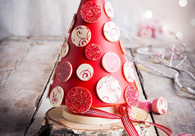 Confectionery christmas tree
