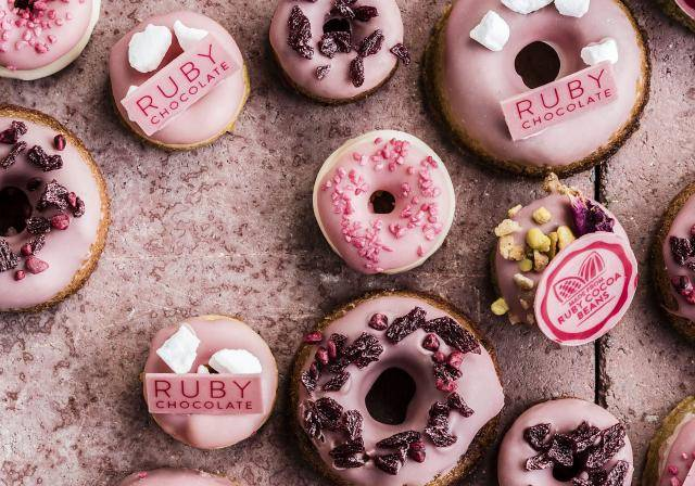 Why consumers love ruby chocolate