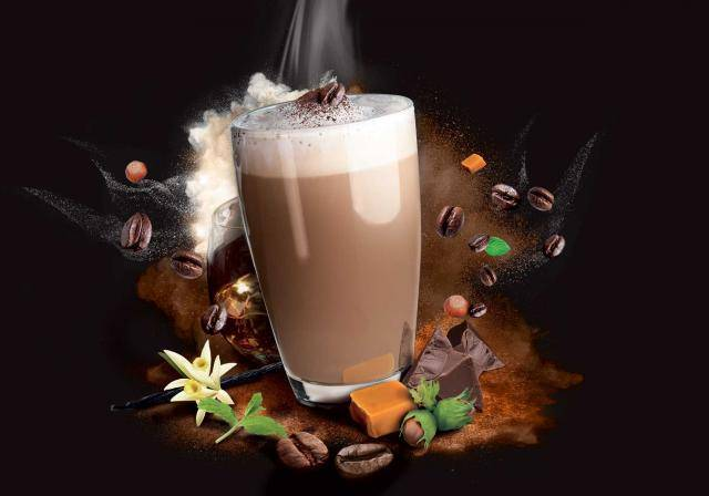 Why customers adore flavoured cappuccinos?