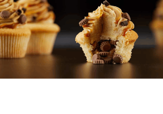 It's Worth It Barry Callebaut Cupcake